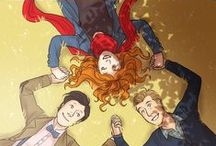 Doctor Who / doido-engraçado :3