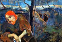 Van Gogh - Paul Gauguin