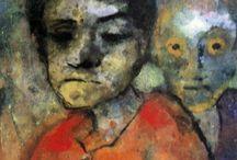 Emile Nolde -Paul Klee
