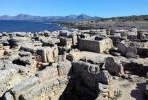 ISLAS BALEARES - 6 Rutas de Turismo Arqueológico y Cultural / Rutas de Turismo Arqueológico y Cultural