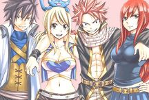 Fairy tail / Mangas