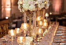 Wedding Tables & Decor