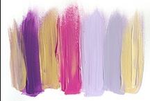 Design - Color Palettes / by Sharon-Dewi