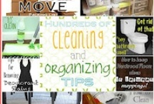 organizing/Cleaning Tips / Tips on keeping a tidy organized house / by Athena Torres