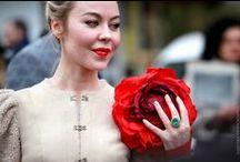 Ulyana Sergeenko chic