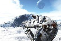 Artful Star Wars / Star Wars posters & art