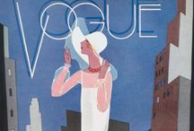 Vogue's illustrated covers