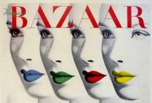 Harper's Bazaar's illustrated covers