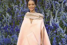 Rihanna's pattern