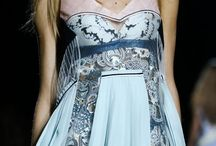 Mary Katrantzou - runway highlights