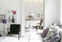 • W O N E N / Interieurstyling en decoratie
