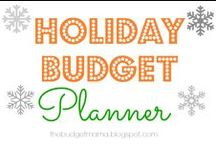 Holidays on a Budget / by CU Money Sense