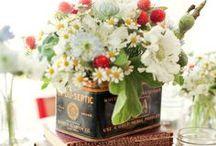 * Un bouquet de violettes *