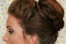 Beautiful Hair / #idées#coiffures#cheveux#tresses