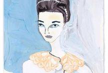 Tanya Ling's sketches