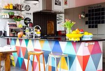 Colours of interior design
