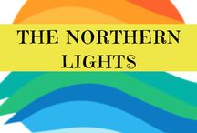 * The Northern Lights * / The northern lights in all their splendour