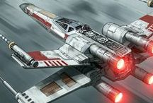Star Wars Rebellion / Resist the Empire! Time to flight-suit up. Down with the Imperials!