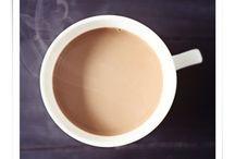 Cafe au lait...