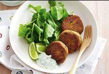 Food- Vegan Meals / Recipes  / by VeganDelight 3