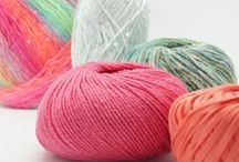 Summer yarns / Our favourite summer yarns for knitting and crocheting!