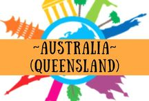 ~ AUSTRALIA ~ (Queensland) / A focus on Cairns and surrounds