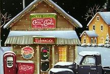 coca cola / by Janis Mysinger