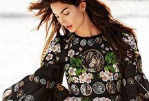 Dolce & Gabbana fantasy editorials