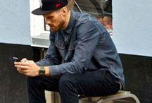 M A L E / Street style dos homens mais estilosos deste pinterest