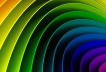 .....like a rainbow