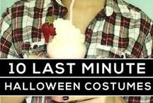 Halloween for college students / Costumes, decorations and things to do on a college students budget / by CU Money Sense