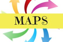 MAPS / My love of maps!