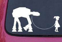 Imp Your Ride / Star Wars Style.