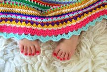 Broderie/crochet/tricot