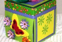 otváracie škatuľky / darčeková