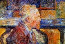 Vincent Van Gogh / My favorite Artist