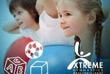Xtreme Gymnastics: Olympic Countdown / Xtreme Gymnastics offers a variety of programs to children of all ages, encouraging each individual to have fun as they learn. To learn more visit www.xtremegymnastics.com.