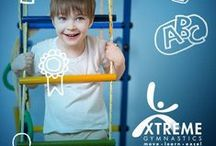 Xtreme Gymnastics: Eggcellent Learning / Xtreme Gymnastics offers a variety of programs to children of all ages, encouraging each individual to have fun as they learn. To learn more visit www.xtremegymnastics.com.
