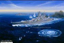 marynistyka - IJN / marynarka wojenna Japonii z okresu II WŚ, I WŚ i wcześniej
