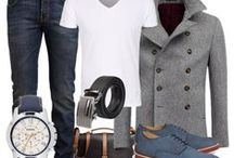 First Date Fashion Ideas - Guys / The latest styles for guys who want to impress on a date