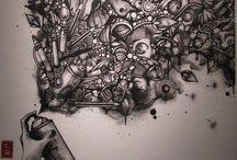 Doodling / Doodling. Zatangl