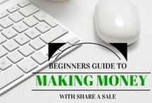 Make Money Blogging / See how other bloggers have made thousands through blogging, working at home, and learn to make money with your blog.