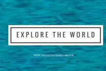 Travel Blogs and sites / City guides, travel info and tips