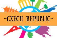 ~ CZECH REPUBLIC ~ / The Czech Republic...beautiful Prague and more. Things to do in the Czech Republic. Places to visit in the Czech Republic