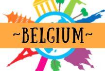 ~ BELGIUM ~ / All about travel in Belgium