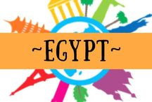 ~ EGYPT ~ / All about travel in Egypt