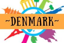 ~ DENMARK ~ / Copenhagen, Aarhus and more.