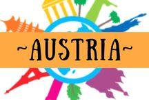 ~ AUSTRIA ~ / Vienna, Salzburg and more