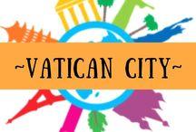 ~ VATICAN CITY ~