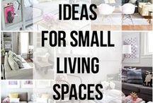 Home Decor - Small Spaces